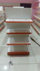 Supermarket End Shelving