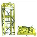 Builder Hoist, Tower Hoist