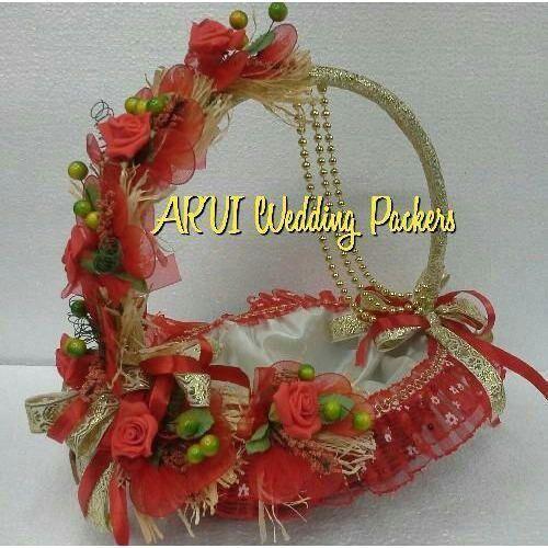 Decorated basket decorative gift basket manufacturer from jaipur decorative gift basket negle Images