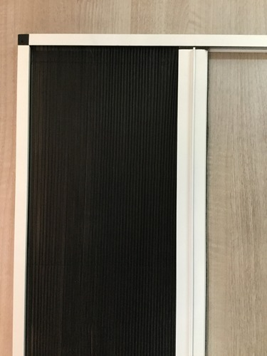 Pleated Retractable Screen