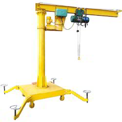 Base Mounted Jib Crane