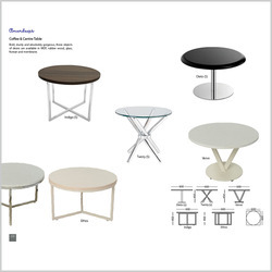 Coffee & Centre Table Indigo (S) / Dieto (S) / Twisty (S