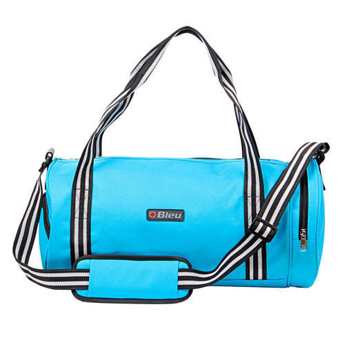 Sky Blue Colour Duffel Bags