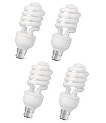 Half Spiral CFL Bulb