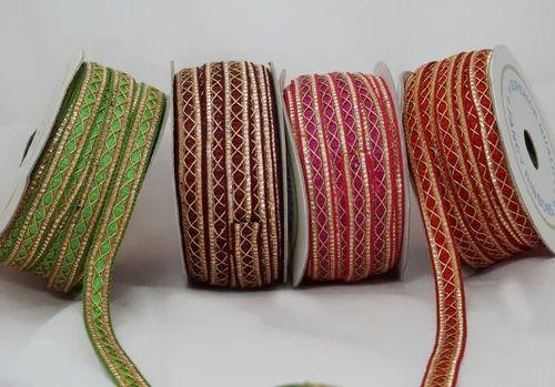 Fancy Velvet Laces for Sarees