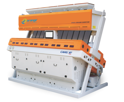 Gum Sorting Machine (Camsort Plus)