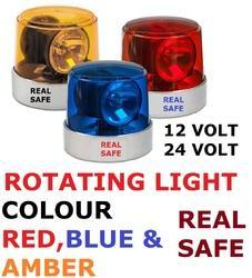 Rotating Light