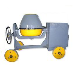 10/7 CFT Concrete Mixer Machine
