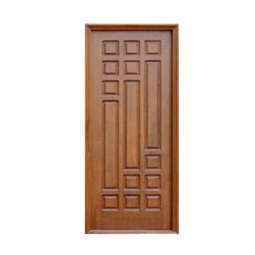 Ready Made Ghana Teak Door Steel Front Door Manufacturer From