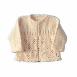 Girls Knitted Sweatshirt