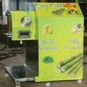 4 Roller Sugar Cane Crusher Machine