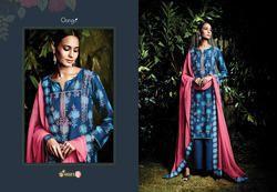 Ganga Unstitched Dress Materials