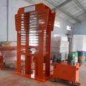 Wax Filter Press Machine