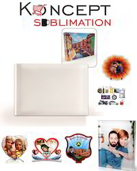 Sublimation Acrylic Sheets