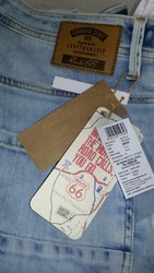 Men Export Surplus Jeans