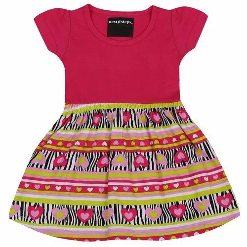 Knitted Kids Dress