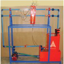 Orifice Meter Calibration Setup
