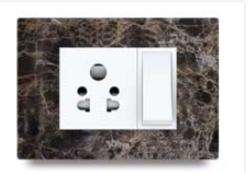 Granite Texture Electrical Switch