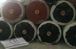 Undipped Polyester Tire Cord Fabric