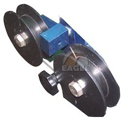 Wire Draw Attachment For Jewellery Roll Press Machinery