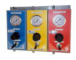Gas Distribution Panel