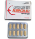 Acamprosate Calcium Tablets (ACAMPCON-333)
