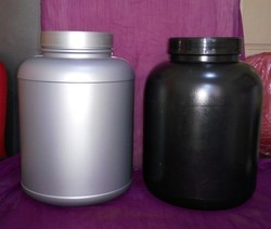 Protein Powder Packaging Jar