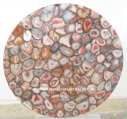 Agate Stone Table Top