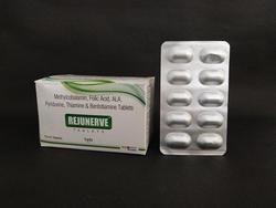 Methylcobalamin Folic Acid Ala, Pyridoxine, Thiamine