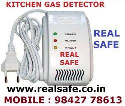 Kitchen Gas Leak Detector