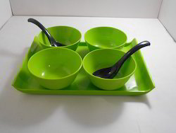 Melamine Serving Set