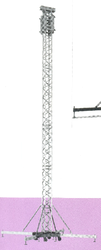 Vertical Tower Truss Systems