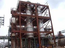 High TDS Water Evaporators Unit