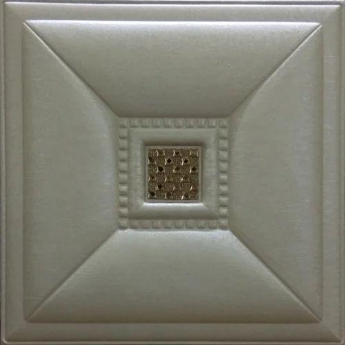 Decorative 3d Leather Panel