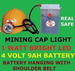 Mining Cap Light