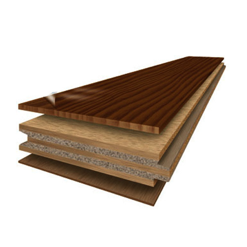 Engineered Wood Layer Compositions