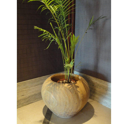Garden Planters U0026 Troughs   Interior Stone Planter Manufacturer From Jaipur
