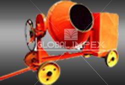 Global 7/5 CFT Concrete Mixer Machine