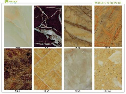 PVC Marble Wall & Ceiling Panel