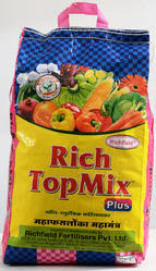 Rich Top Mix Plus Organic Fertilizers