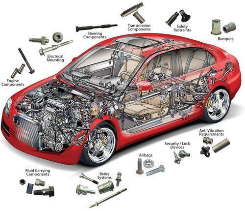 Automobile Fasteners