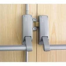 Push Bar Door Panic Bars For Double Leaf Doors