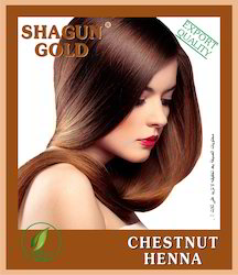 Chestnut Henna Based Hair Color