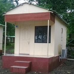 Prefabricated Resort Rooms & Cottages