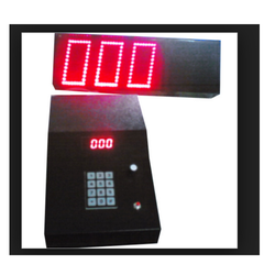 Cordless Token Display Unit