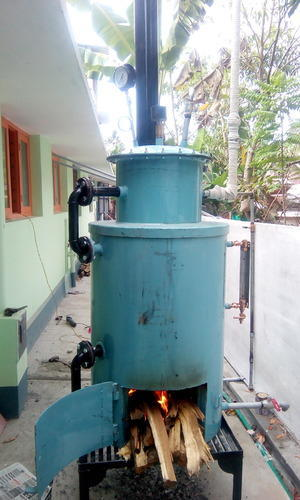 Steam Cooking Unit - Steam Boiler Manufacturer from Coimbatore