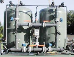 Commercial Demineralization Plant
