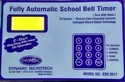School Bell Timer FOR PA SYSTEM