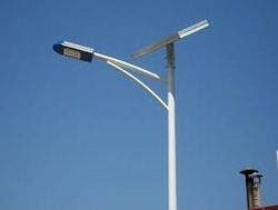 Solar Streetlight Pole
