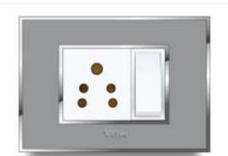 Glass Electrical Switch